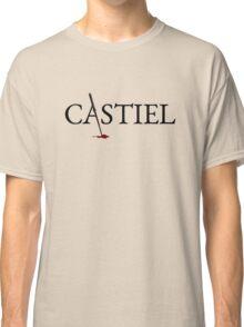 Rick Castiel - Black Font Classic T-Shirt
