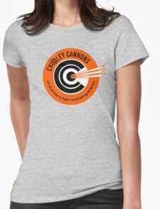 Chudley Cannons 1 Womens Fitted T-Shirt
