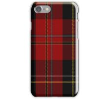 01345 Vegas Virgins Fashion Tartan iPhone Case/Skin