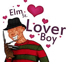 Elm St. Lover Boy by teknollama