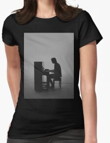 kygo piano Womens Fitted T-Shirt