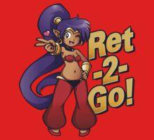 Ret-2-Go! Kids Tee