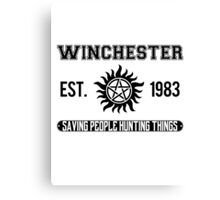 Winchester University Canvas Print