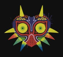 Majora's Mask Splatter (No Background) by Greytel