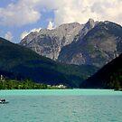 Lake Auronzo by annalisa bianchetti