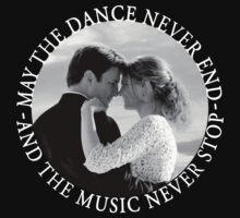 Caskett - May The Music Never Stop One Piece - Short Sleeve