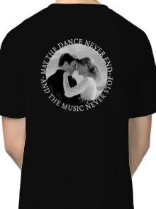 Caskett - May The Music Never Stop Classic T-Shirt