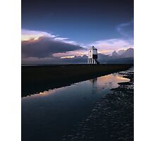 Low and behold Lighthouse Photographic Print