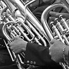 Tuba Section by V1mage