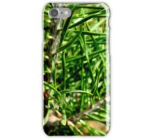 Raw Green  iPhone Case/Skin
