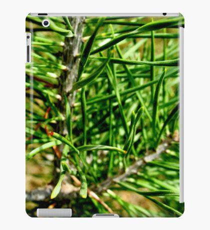 Raw Green  iPad Case/Skin