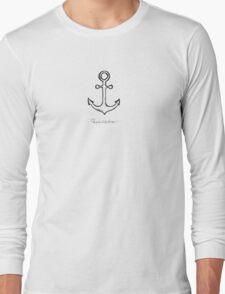 CRA Anchor Long Sleeve T-Shirt