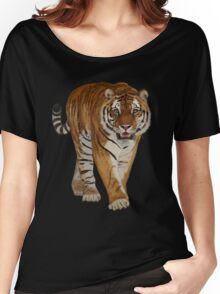 Tiger - After the Storm Women's Relaxed Fit T-Shirt