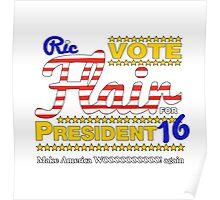 Make America WOOOOO! Again Poster