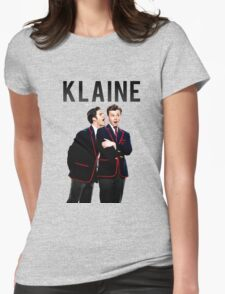 Klaine<3 Womens Fitted T-Shirt