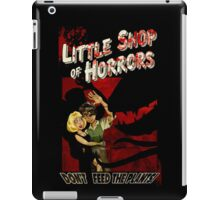 Little Shop of Horrors - pulp style iPad Case/Skin
