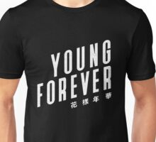 BTS / YOUNG FOREVER / B&W Unisex T-Shirt