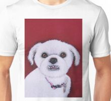 Maddie in Red Unisex T-Shirt