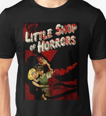 Little Shop of Horrors - pulp style Unisex T-Shirt