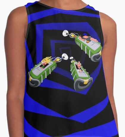 Day of the Tentacle - Time Machine  Contrast Tank