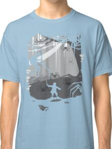 The Little Limbbit and the Spiders Classic T-Shirt