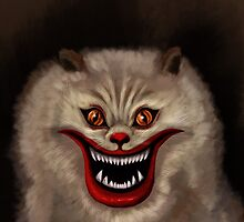 Hausu Cat by frankyplata