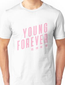 BTS / YOUNG FOREVER / PASTEL PINK Unisex T-Shirt