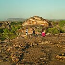 Ubirr, Kakadu by V1mage
