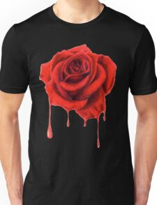 Painting the Roses Red Unisex T-Shirt