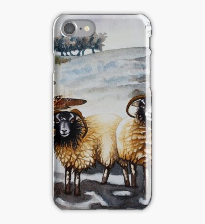 Woolly Jumper Weather iPhone Case/Skin