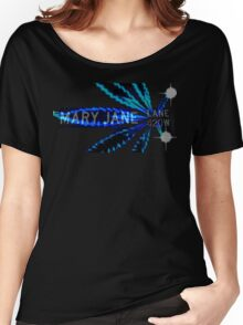 Mary Jane 420 Women's Relaxed Fit T-Shirt