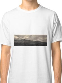 Sunset Point Arizona Panorama Toned Classic T-Shirt