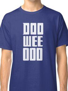 Doo Wee Ooo Classic T-Shirt