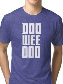 Doo Wee Ooo Tri-blend T-Shirt