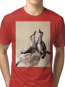 We're Hungry! Tri-blend T-Shirt
