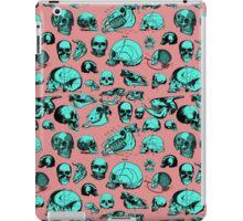 Skull Overload Pattern iPad Case/Skin