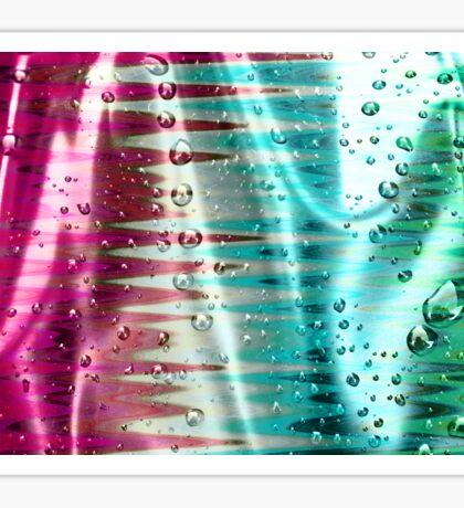 Drop Waves Sticker
