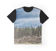 Earth: From Ground to Sky Graphic T-Shirt