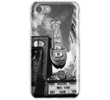 Portland Sign iPhone Case/Skin