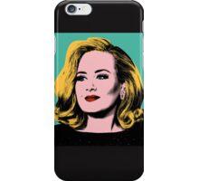 Adele Pop Art -  #adele  iPhone Case/Skin