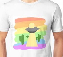 PRIDE UFO COLLECTION: Gay Pride Unisex T-Shirt