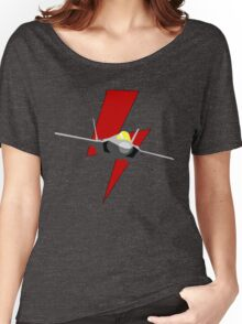 Lockheed F-35 Lightning II Women's Relaxed Fit T-Shirt
