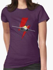 Lockheed F-35 Lightning II Womens Fitted T-Shirt