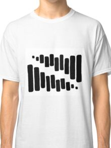 Abstract Print Classic T-Shirt