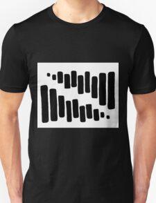 Abstract Print Unisex T-Shirt