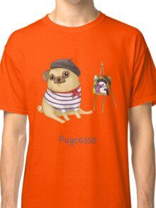 Pugcasso Classic T-Shirt