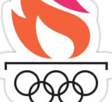 1996 Olympics Sticker