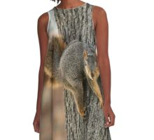 Mane and Tail is Awesome! A-Line Dress