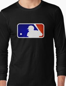 mlb logo Long Sleeve T-Shirt