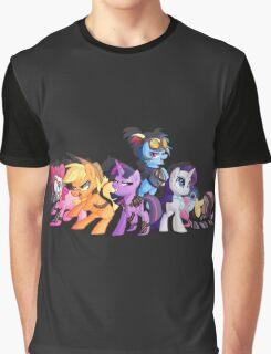Cutiemark Vault Hunters Graphic T-Shirt